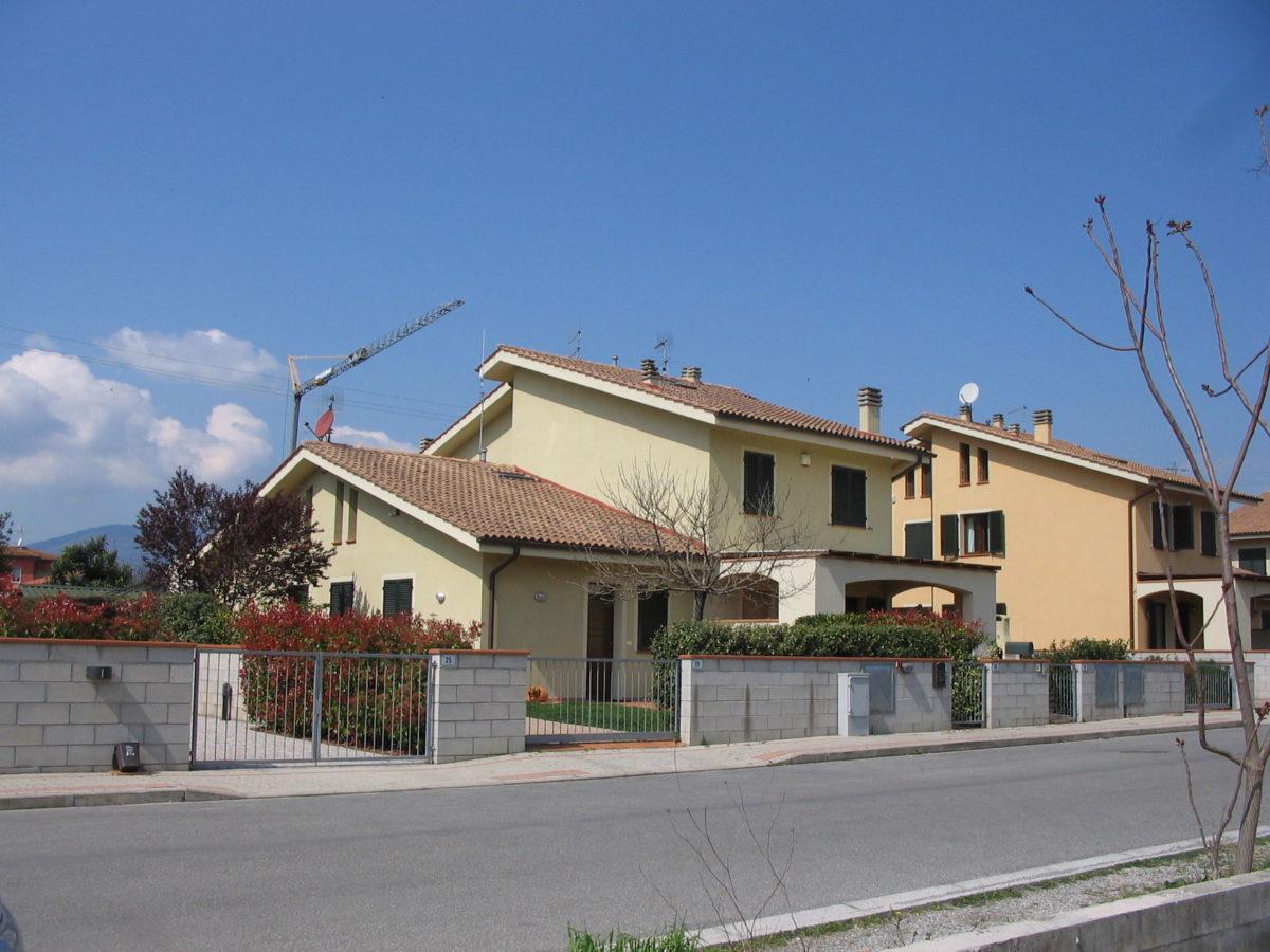 Urbanizzazione Residenziale a Bientina