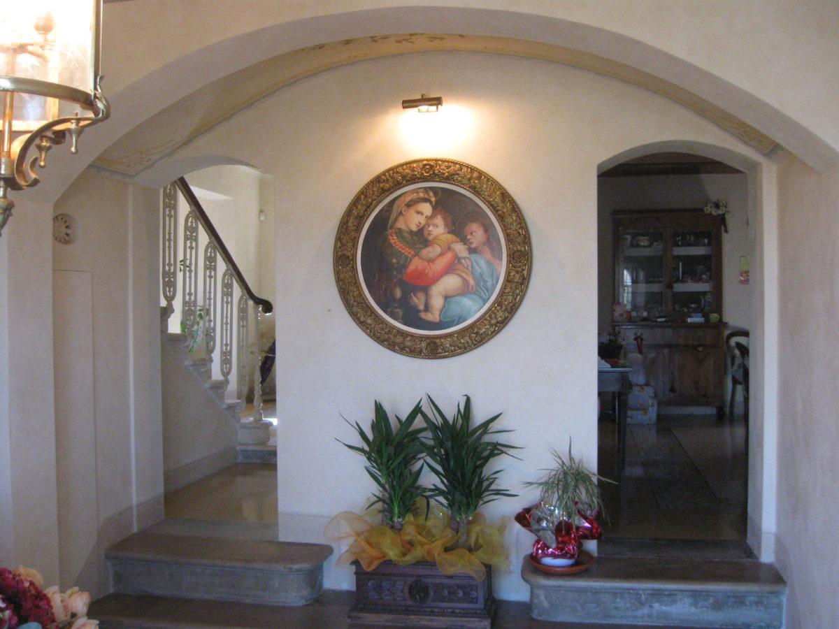 Interni di abitazione unifamiliare